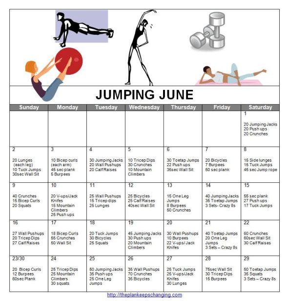 Jumping June